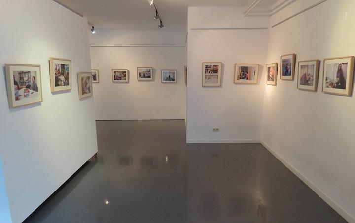 Exposición no CC Castrillón