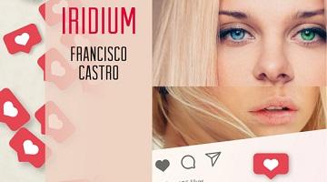 Recorte da portada de Iridium