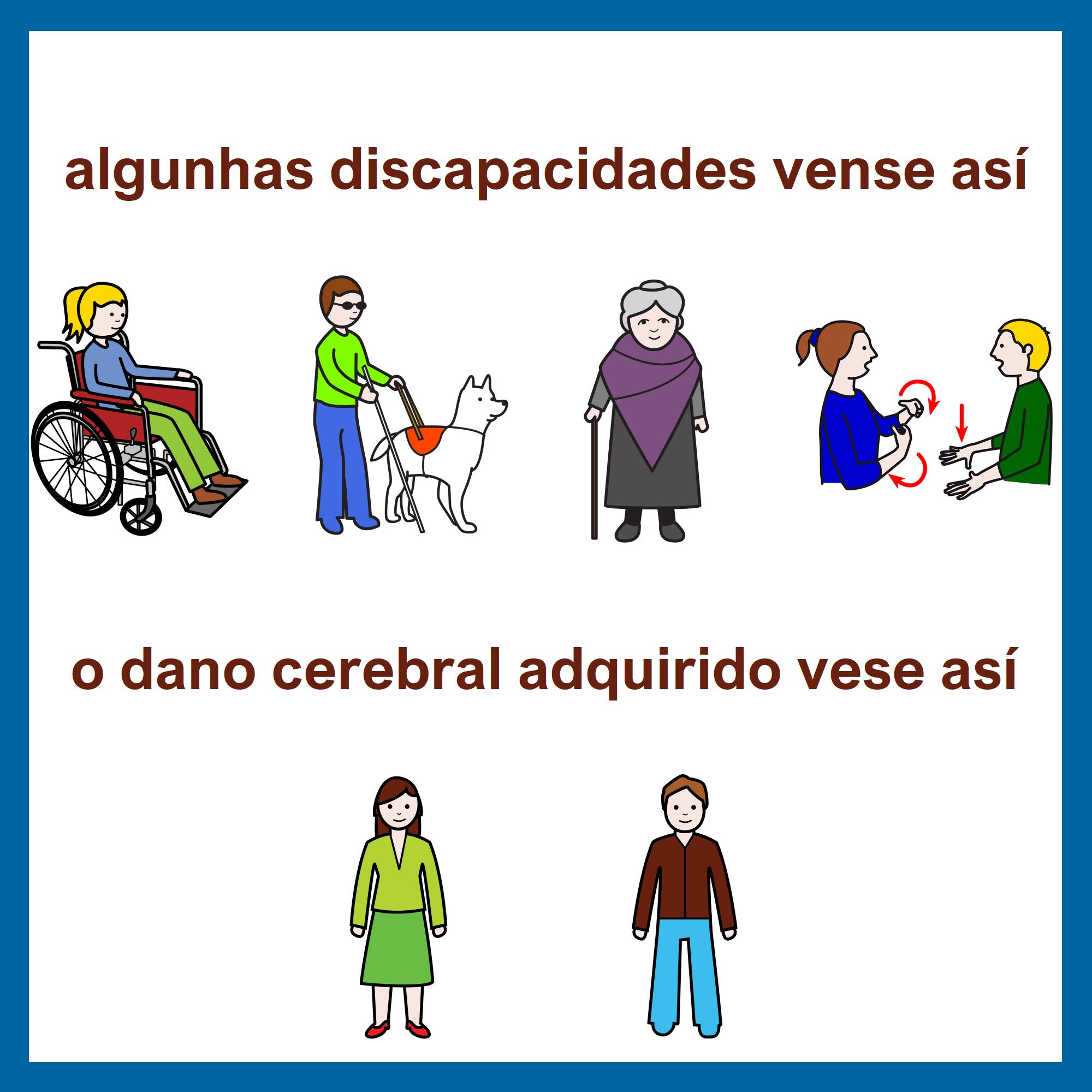 Discapacidade invisible